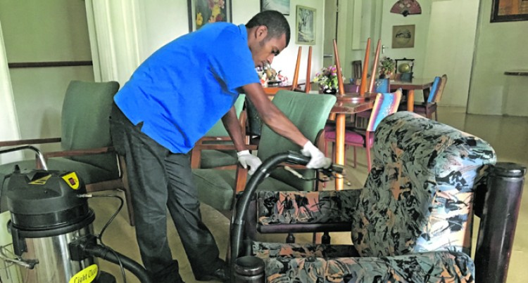 Pearce Home gets pest control clean-up