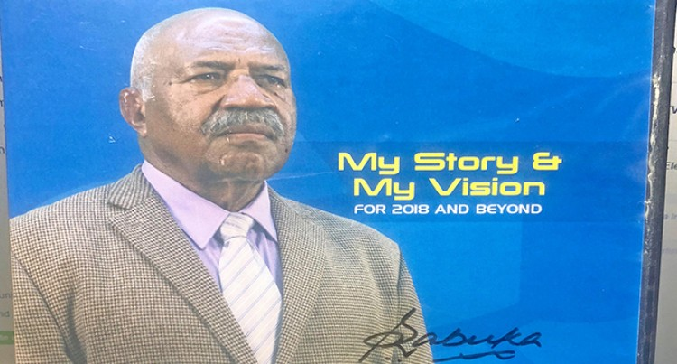 Analysis: DVD Tries To Reinvent Rabuka As Alternative Prime Minister