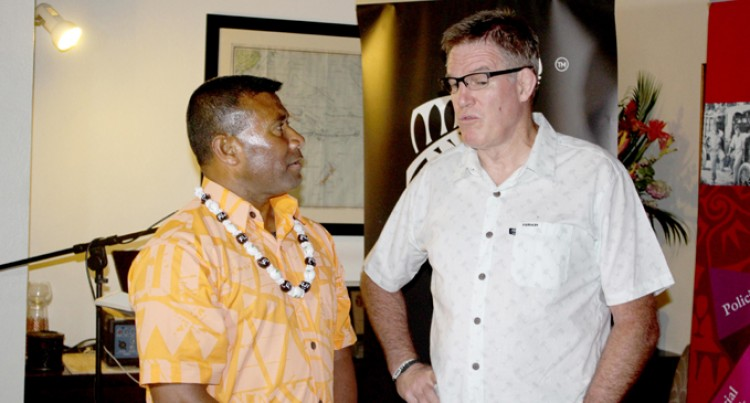 Serevi: Learn, Move On