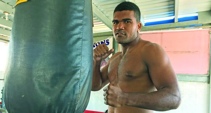 Boxing Inspires Cagi To Work Hard