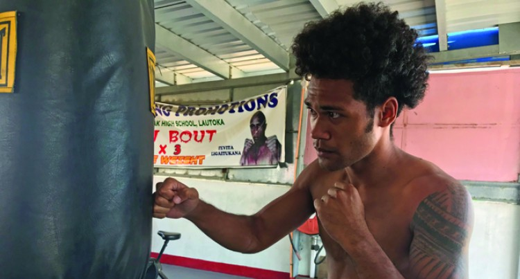 Boxing Is My Life, Says Labasa Boxer