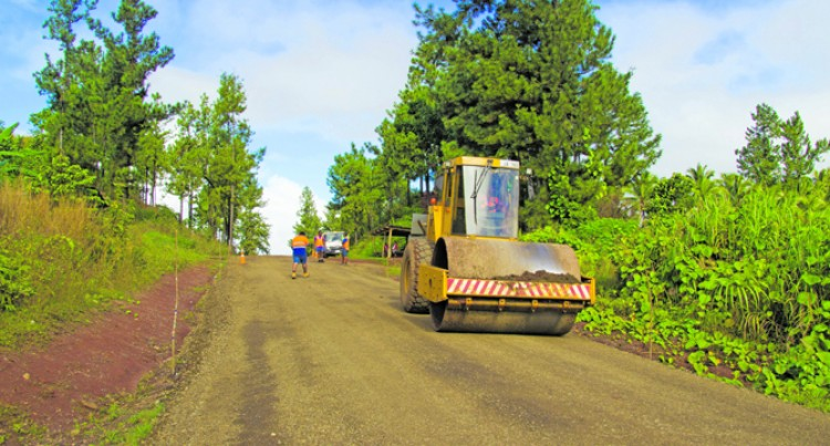 Villagers Benefit From Upgraded Natewa West Coast Road