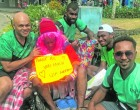 USP Sports Team Helps The Poor