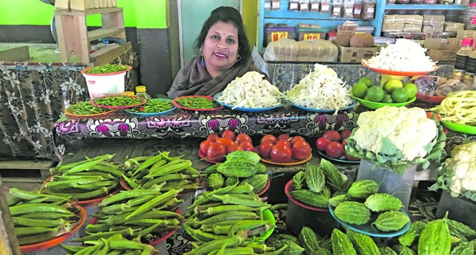 Working Mother Gives Up Job To Be A Vendor