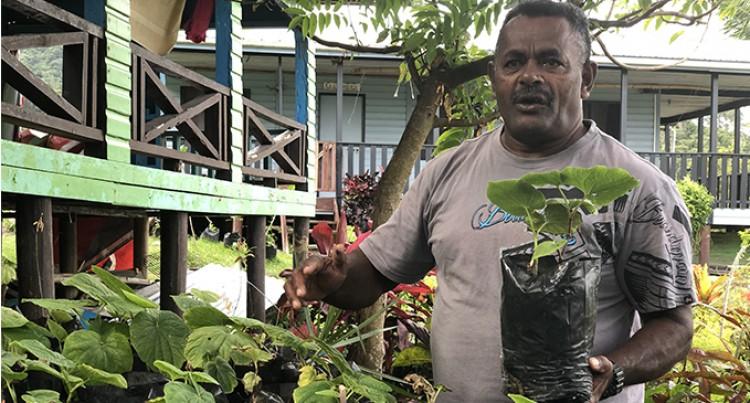Relocating Village Farmer: Change