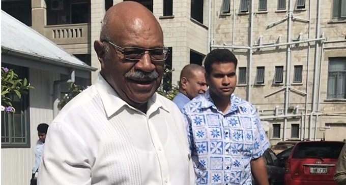 Boseiwaqa Clears Schedule For Rabuka Trial