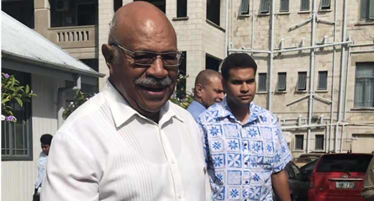 Boseiwaqa Clears Schedule For Rabuka Trial