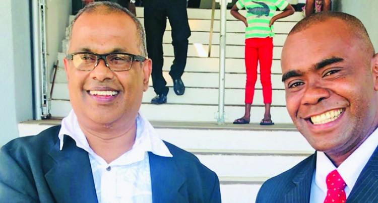 Bulitavu, Karunaratne Released