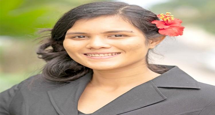 Meet Miss Sinopac – Nikhat Nilufa Khan