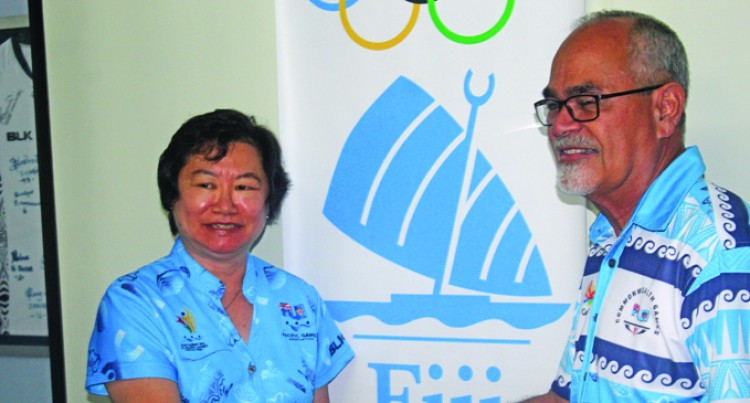Team Fiji Prepare For Samoa Pacific Games