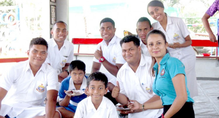 SVC Celebrates Win With Nadi Special School