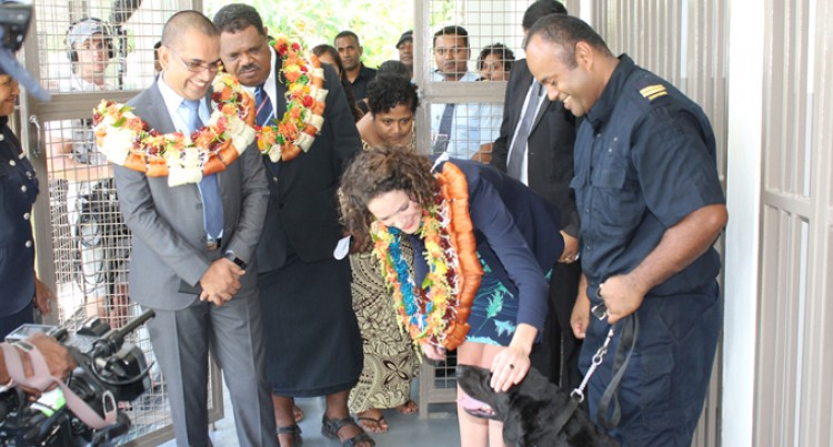 The Role Of Fiji's Detector Dog Unit