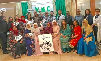 Nadi Muslim College Reunion In Canada