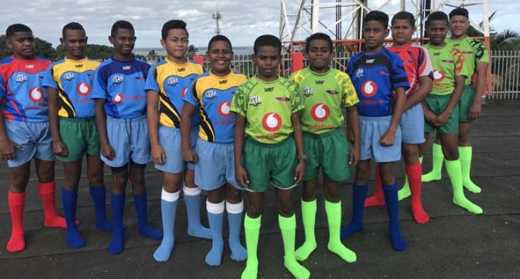 50 Teams For Kaji Rugby
