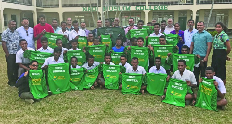 Financial Incentives Boost Nadi Muslim Football Teams
