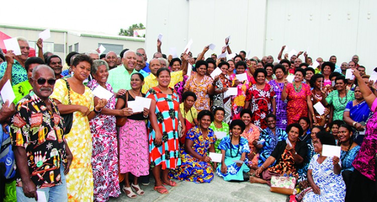 Grants Boost Life Of Recipients In Levuka