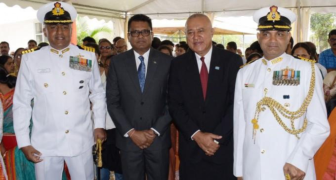 Navy Celebrates Independence Day