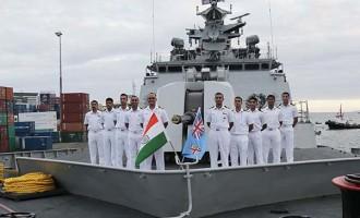 Skipper Eyes Fruitful Talks With Fiji Navy