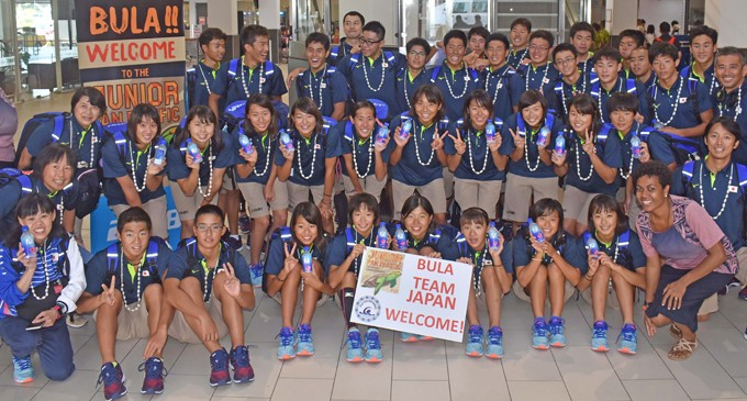 Japanese Swimmers Want More Gold