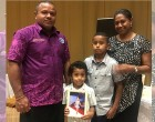 Father Praises WOWS Kids Fiji For Care Of children