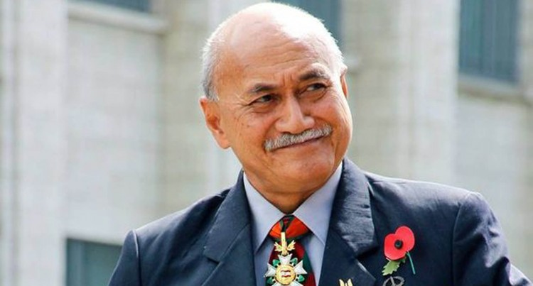 Konrote Reappointed President Of Fiji