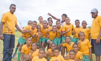 Fijian Kaji Teams To Tour Tonga