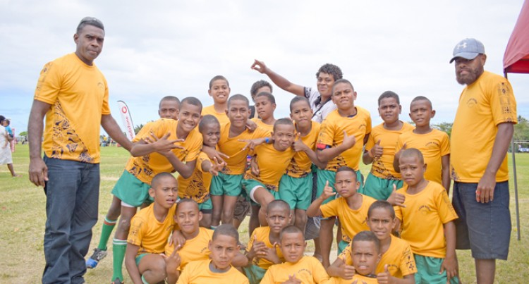 Fijian Kaji Teams To Tour Tonga