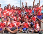 Nadro, Cakau In U14 final