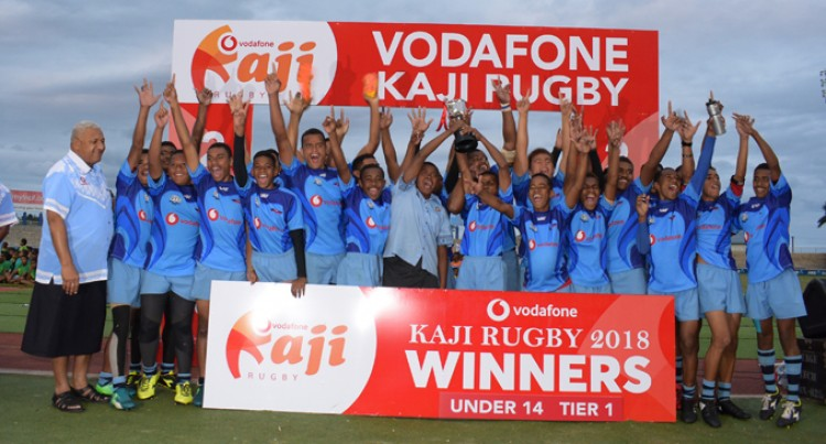 Suva  Blues Dominate