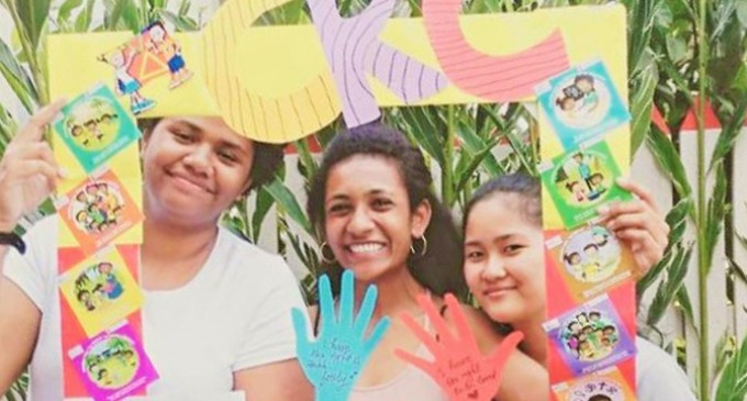 Kids Link Fiji Marks 25th anniversary of UNCRC