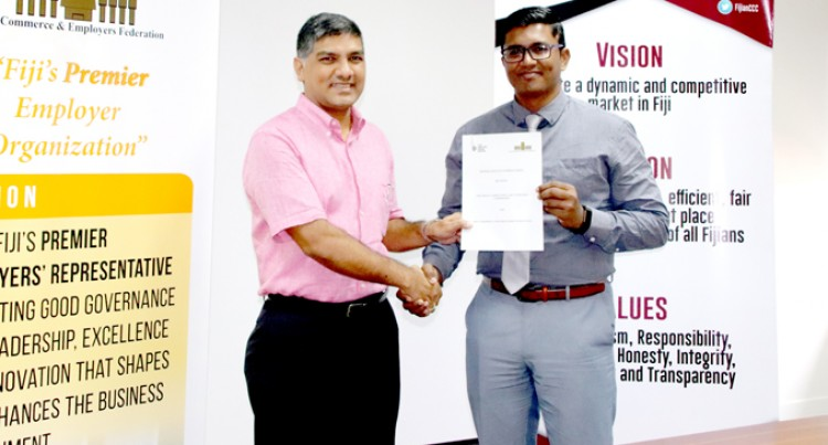 FCEF  Signs MoU With FCCC
