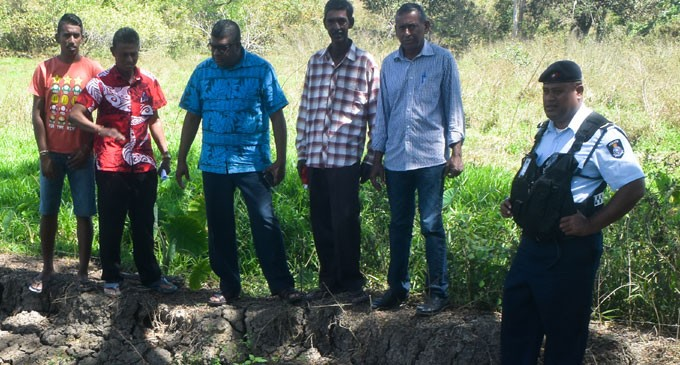 Works On 5 Water Sources Begin