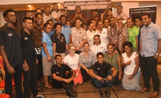 Outrigger Resort Barista Wins Coral Coast Coffee Competition