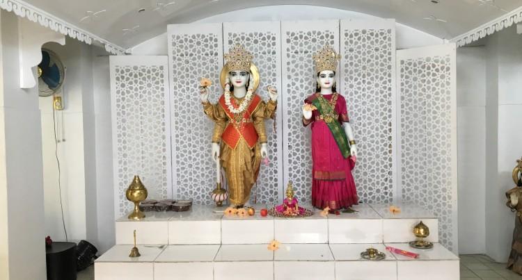 Hindus Prepare For Religious Festival