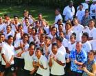 Tea for Oz, Fijian swimmers