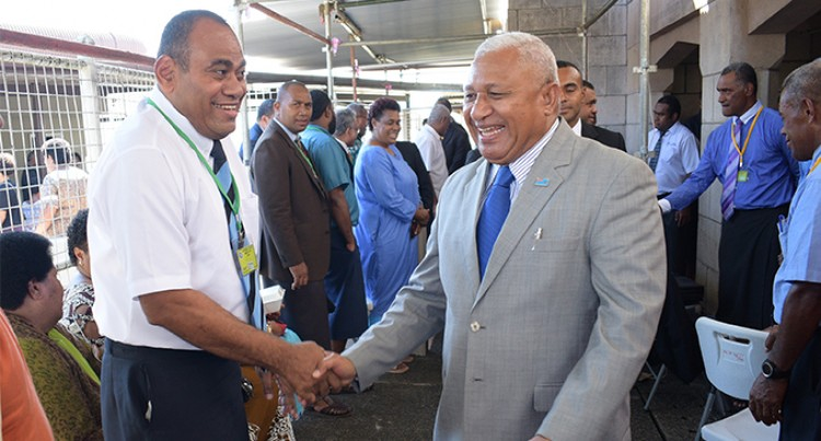 Teacher Appointments On Merit: Bainimarama