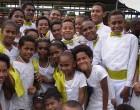 Namosi students debut at Festival of Praise