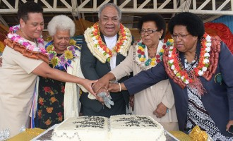 Women's Fellowship Turns 70