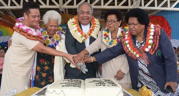 Women's Fellowship Turns 70