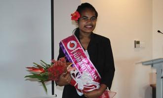 Ilein takes out Teen Humanitarian Award