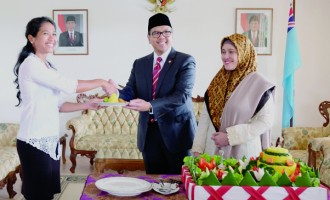 Indonesians Celebrate Independence Day
