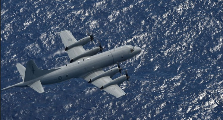 NZDF Joins Search For Tuvalu Man