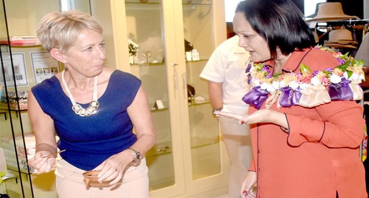 Akbar Praises Essence of Fiji's  'Extraordinary' Business Venture