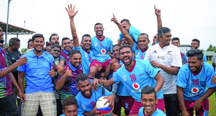Nasinu Return To The Vodafone Premier League