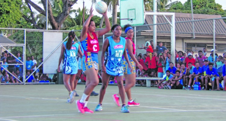 Suva Netters Dominate