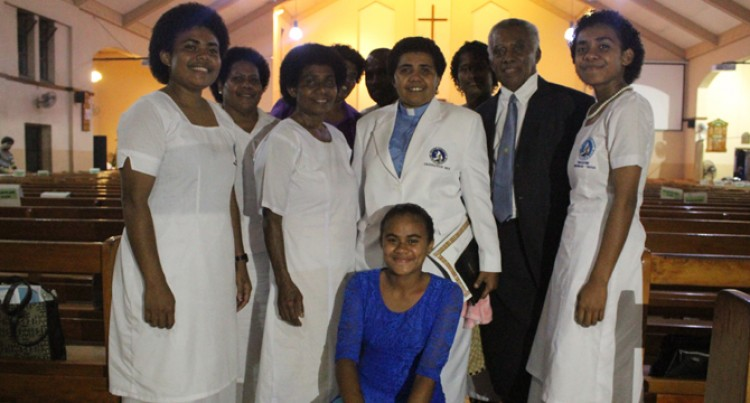 Woman Minister Ready For Life Of Service