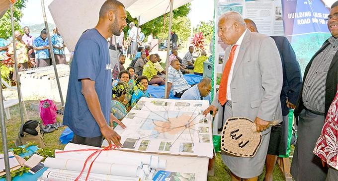 Bainimarama: Strong Families Build Strong Societies