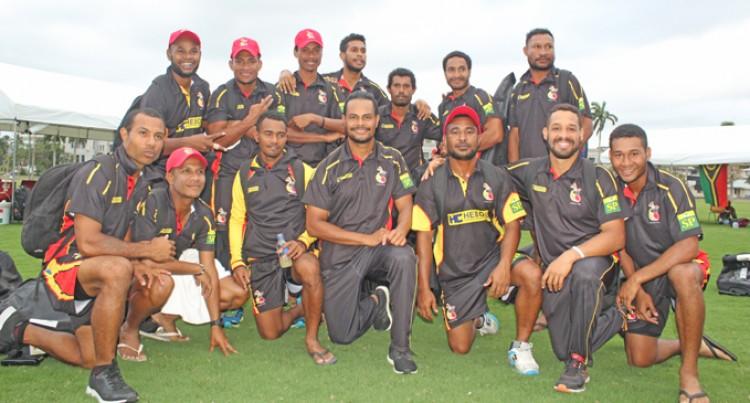 Papua New Guinea Here To Win Qualifier: Coach