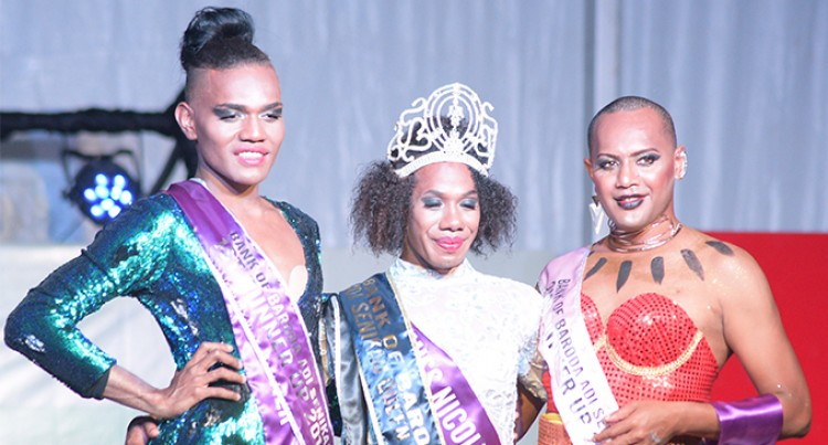 Miss Jewels Of The Pacific Pageant A First For Suva