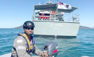 RFNS Kikau 25 Confirmed For Exercise KAKADU